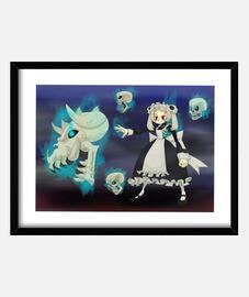 Skullgirls Marie