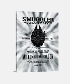 Smuggler Academy Canvas