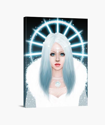 Lienzo Snow Queen