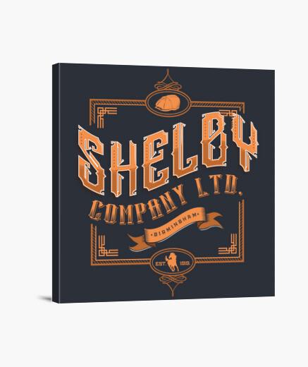 Lienzo sociedad limitada Shelby