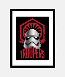 soldados de primer orden