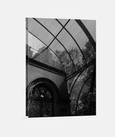 Sombras - Lienzo Vertical 3:4 - (30 x 40 cm)