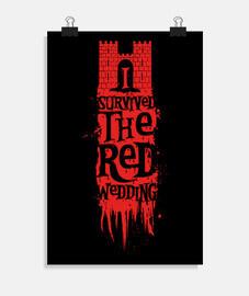sono sopravvissuto al matrimonio rosso