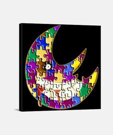 Soul Eater moon puzzle