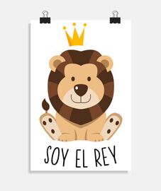 Soy el rey