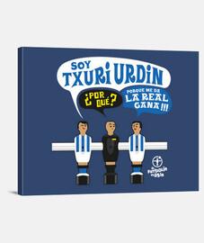 SOY TXURI URDIN Real Sociedad LB
