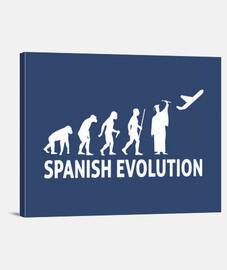 spanish evolution c. dark