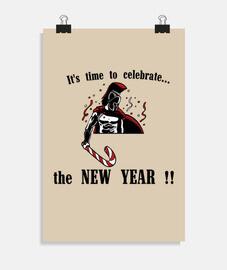 Spartan - Nouvelle année