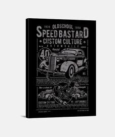 speed ba star d