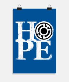 speranza della lanterna blu