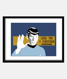 Spock lunga vita e pro sperity