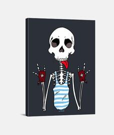 squelette cool.