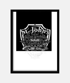 st. johns garage (h)