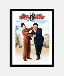 Stan Laurel & Oliver Hardy Buddy Film