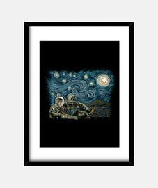 starry labyrinth