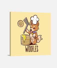 sto facendo woofles