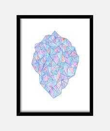 stone de triangles mixtes