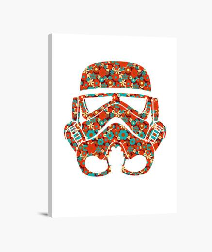 Stormtrooper star wars canvas