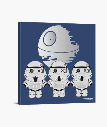 Tableau stormtroopers