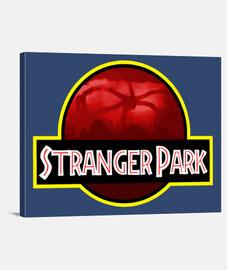 Stranger Park lienzo