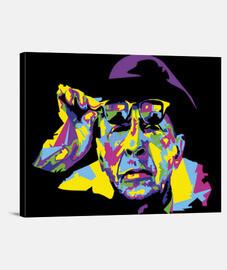 Stravinsky Lienzo