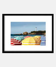 Summer Biarritz