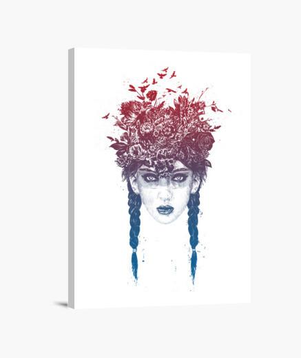 Summer Queen II canvas