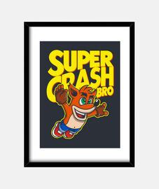 super crash frère