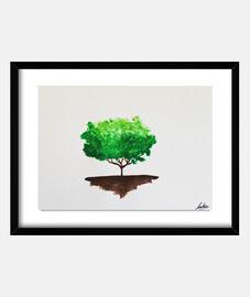 Suspensión arbórea