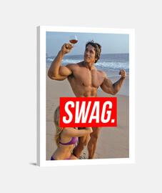 Swagzenegger es puro SWAG