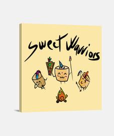 Sweet warriors bg