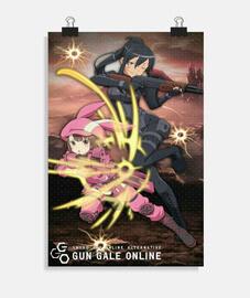 swort art online gun gale online
