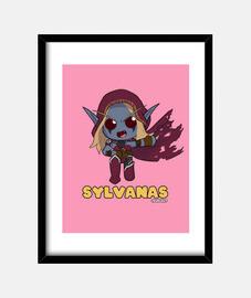 Sylvanas Chibi