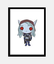 Sylvanas Warcraft