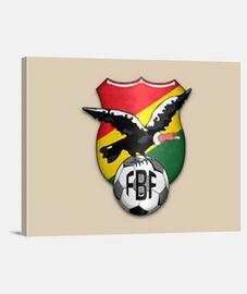 tableau bolivie fédération de football