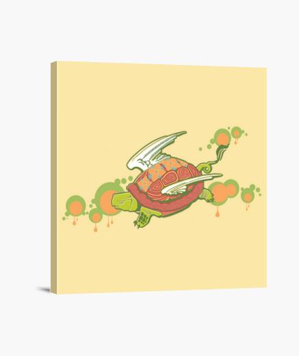 Lienzo Tartaruga Folosofale