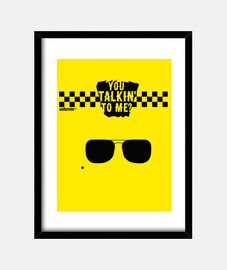 Taxi Driver - You talking to me?