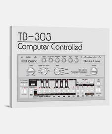 tb-303 sintetizador analógico