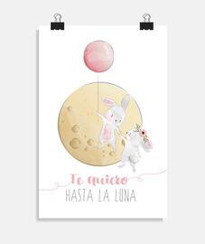 Te quiero hasta la luna