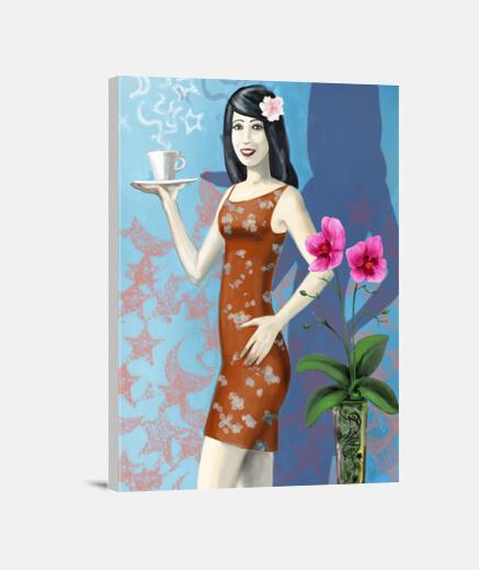 Tea Room Girl