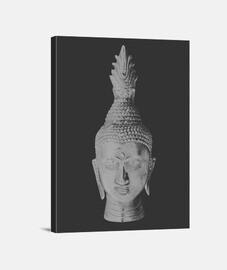tête buddha