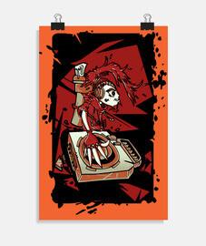 Teufeur rouge