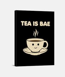 thé est bae