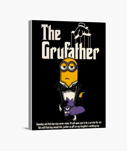 The Grufather Lienzo