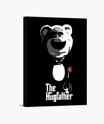 Lienzo The Hugfather