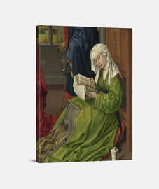 the magdalen reading (1435-1438)