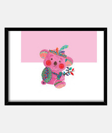 The Pink Koala