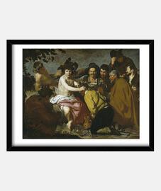 the triumph of bacchus (1626-1628)