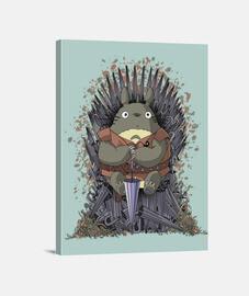 The Umbrella Throne