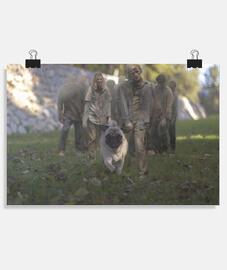 The Walking Dead Pug